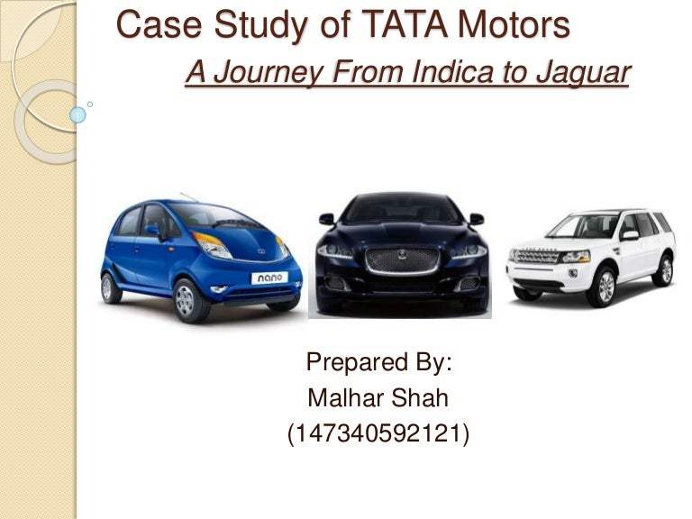 tata jaguar acquisition This paper aims to focus on tata motors, an automobile company from an emerging market, and its successful acquisition of two global marquee car brands in jaguar and land rover (jlr.