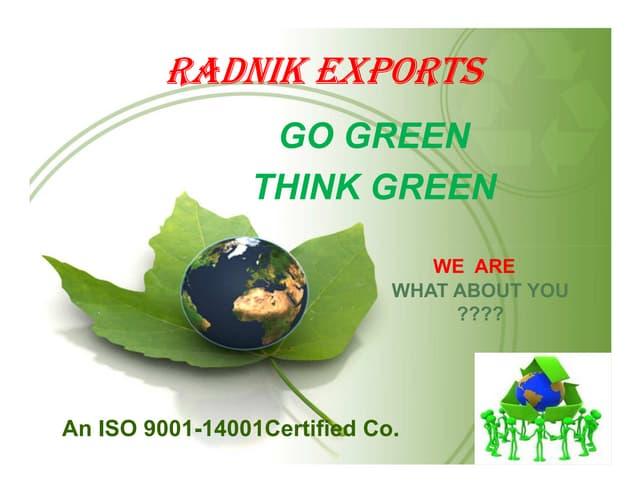 Case Study_Radnik Exports