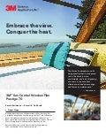 3M Sun Control Window Film for Long Island Properties