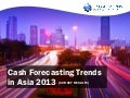 Cash Forecasting Trends in Asia