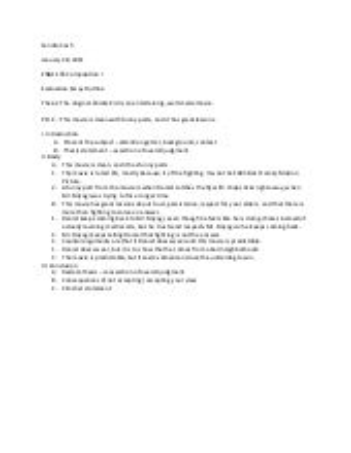 cash evaluation essay outline