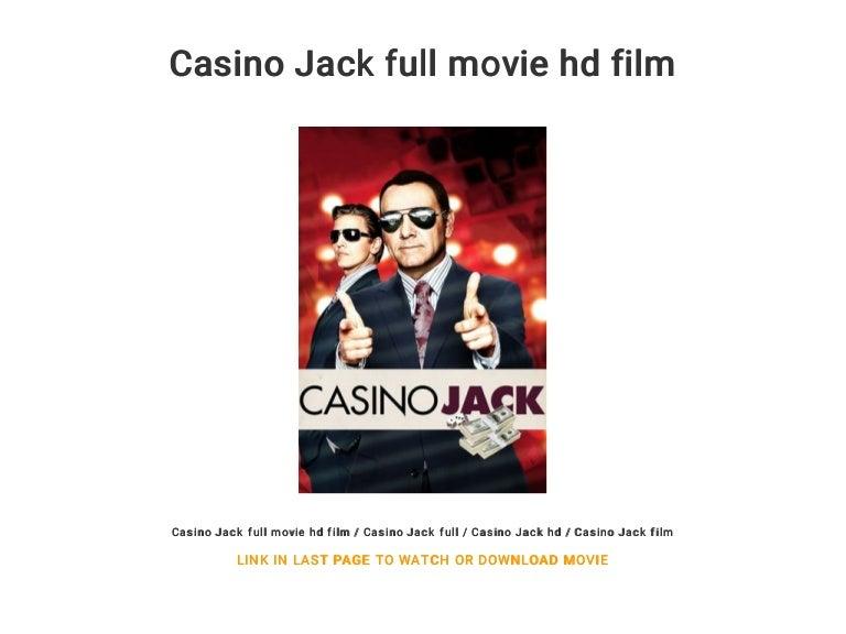 Смотреть фильмы казино джек есть работающие казино в азов сити