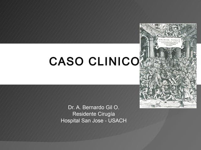 Caso Clinico Tu Id