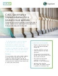 CASS Governance Implementation for a Global Universal Bank