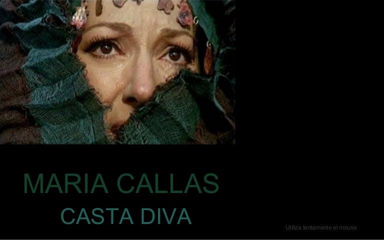 Casta diva maria callas opera de bellini aria castadiva - Callas casta diva ...