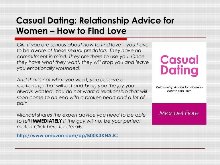 casual dating joy)