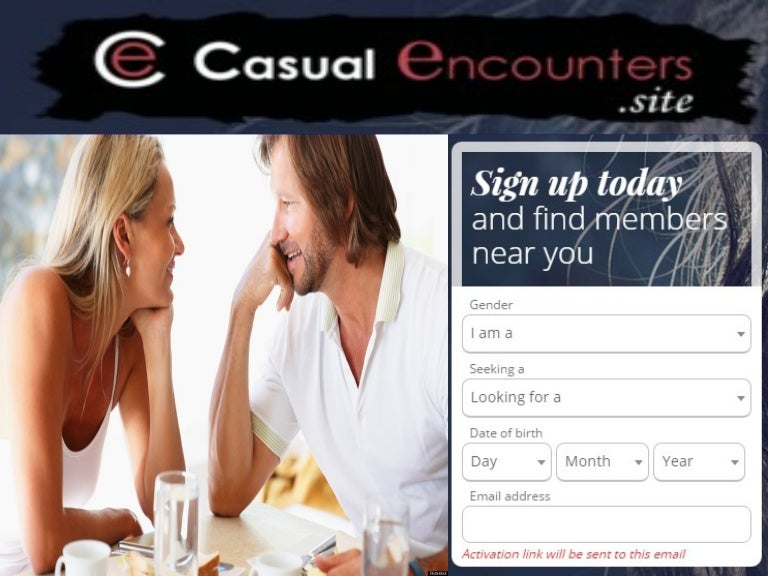 Best casual encounter website