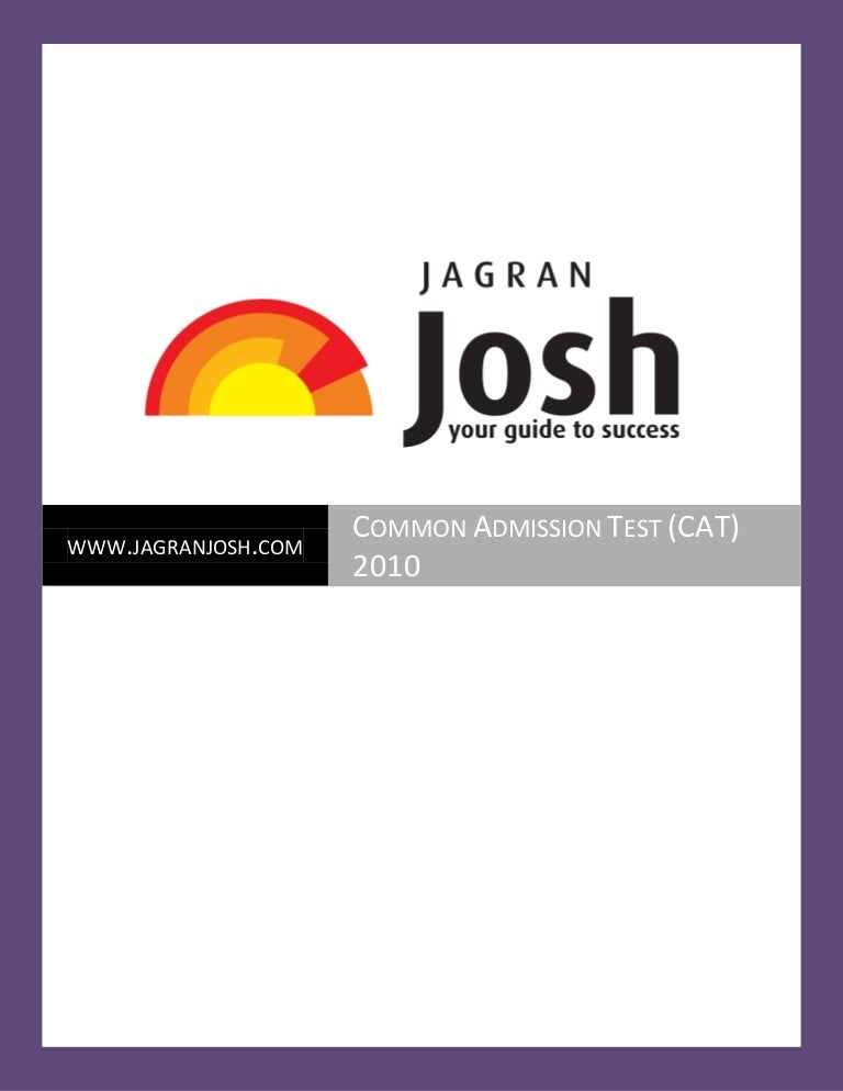 Papers cat pdf question solved