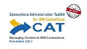 Content Management with CAT - Connections Administration Toolkit