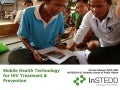 mHealth for HIV/AIDS