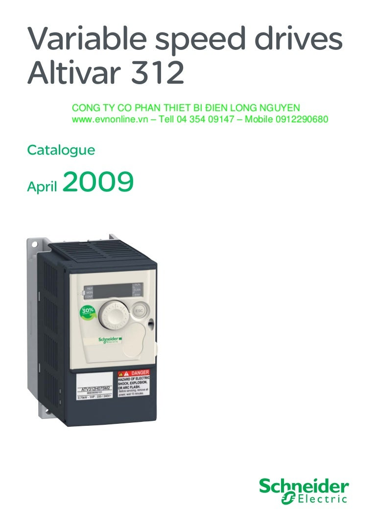 Cataloge Atv312 Catalogue Ats22 Wiring Diagram