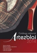 Catalogo Editorial Artezblai 2014