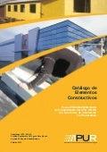 Catalogo de elementos constructivos con poliuretano 2014. Editado por IPUR.