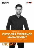 Master en Customer Experience Management