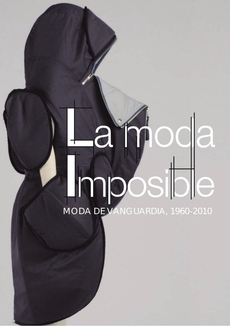 27bd43edcc Catalogo moda imposible