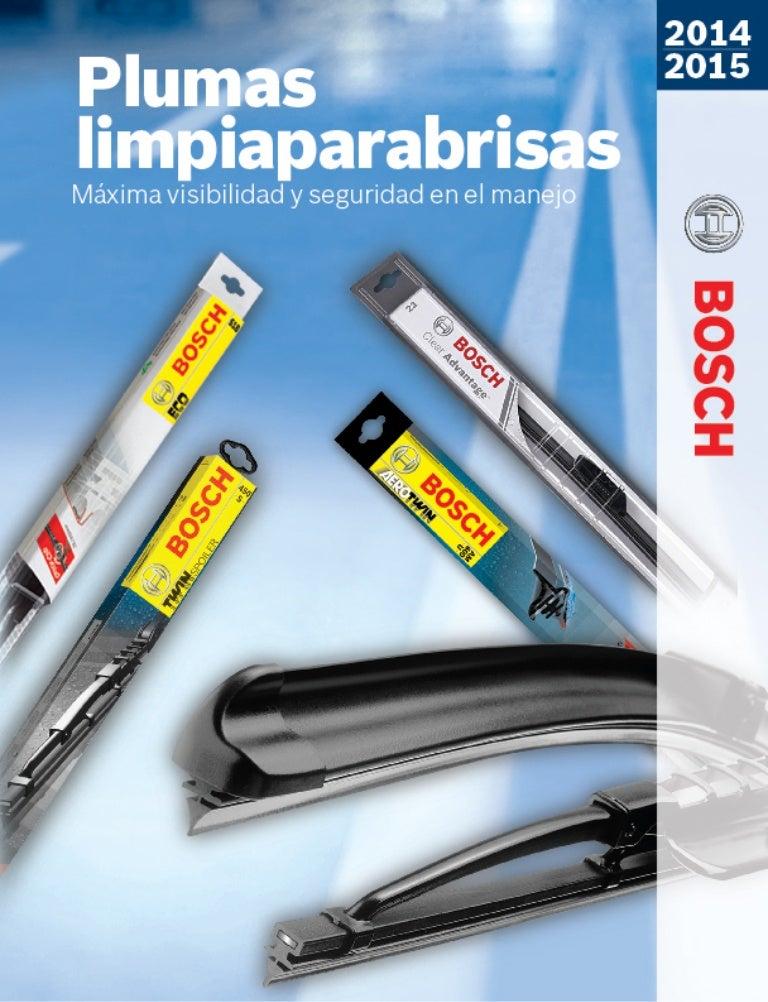 8RB Hoja De Limpiaparabrisas Trasero 08 a 17 Bosch Original Reemplazo De Calidad Superior AUDI Q5 8R