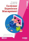 Programa Superior Customer Experience Management