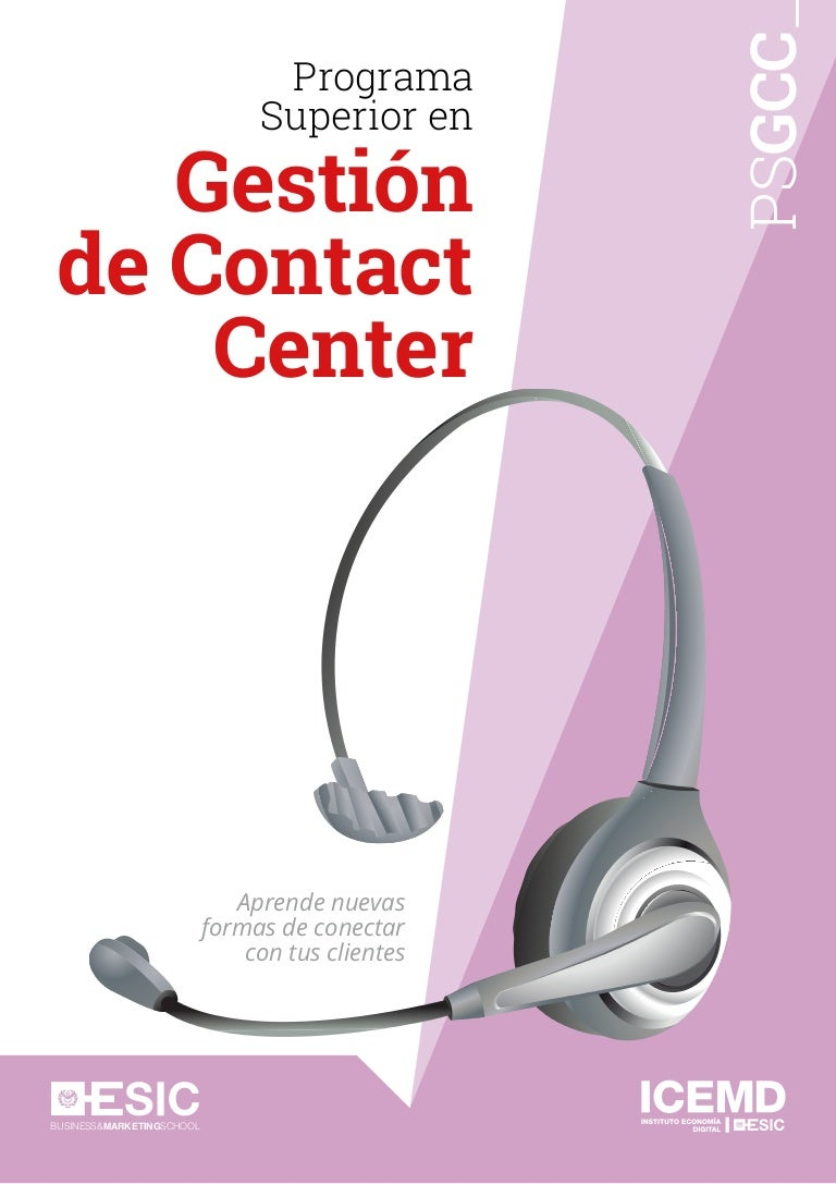 Superior de Gestión de Contact Center