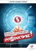 Offre en France Symop_Equipements-de-Machines (Industrie Lyon 2015)