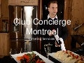 Club Concierge Montreal - Catering services