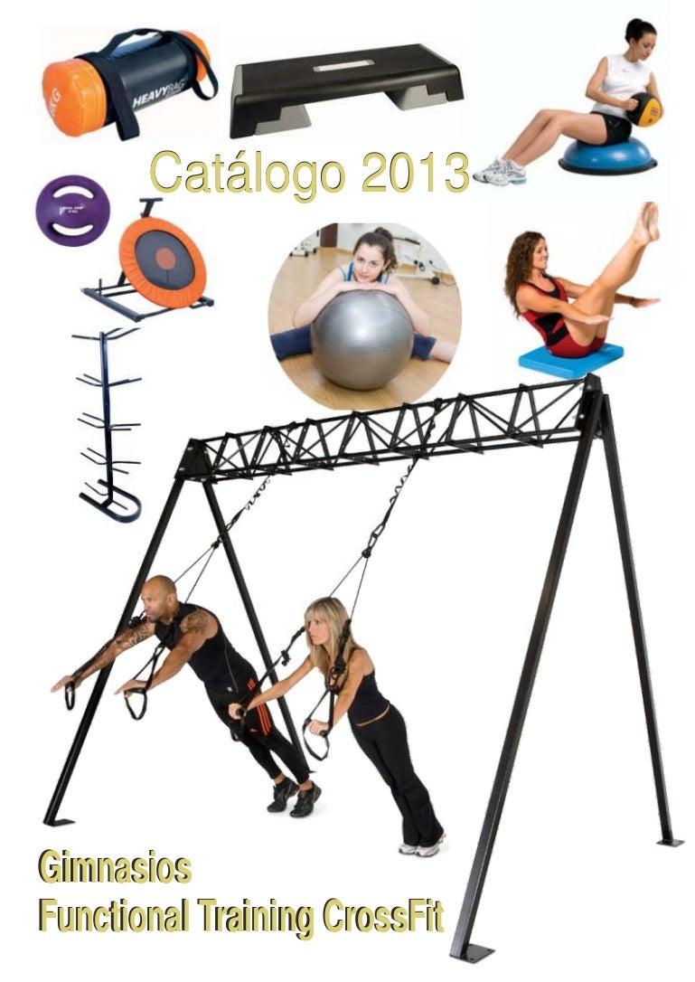 Catalogo 2013 Articulos Entrenamiento Funcional 2a0baad2948b