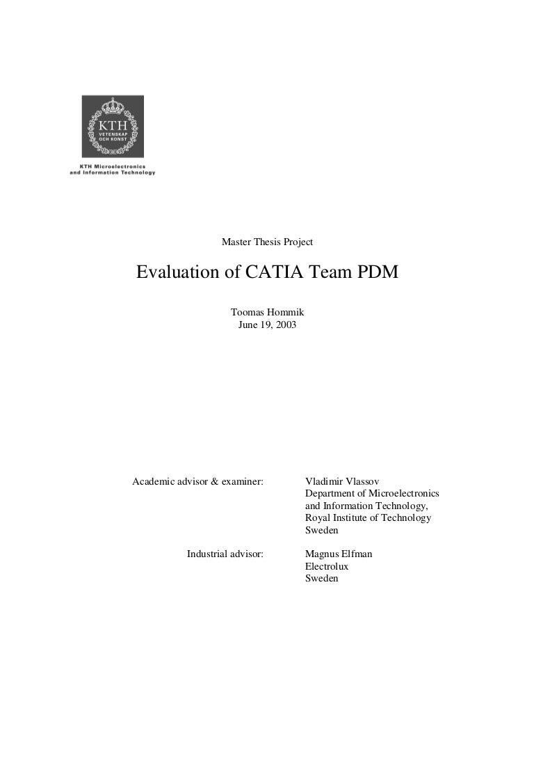 Catia team pdm