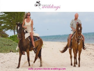 Looking to plan your wedding in the Cayman Islands?
