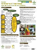 Gender Mainstreaming in Climate Change, Agriculture and Food Security (CCAFS)