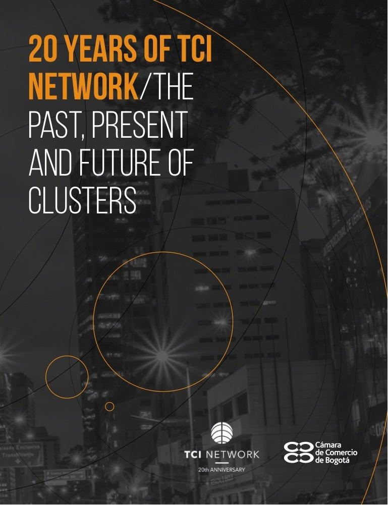 20th TCI Anniversary Commemorative Book: The past, present and future…