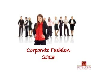CCI Fashion Show Trimark