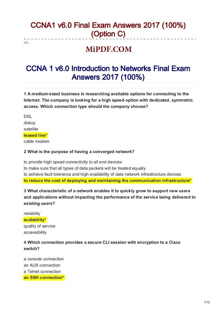 Trading options final exam