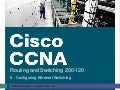 CCNA R&S-09-Configuring Ethernet Switching