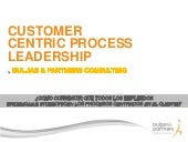 Customer Centric Process Leadership by Buljan and Partners Consulting