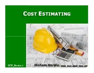 CCP_SEC2_ Cost Estimating