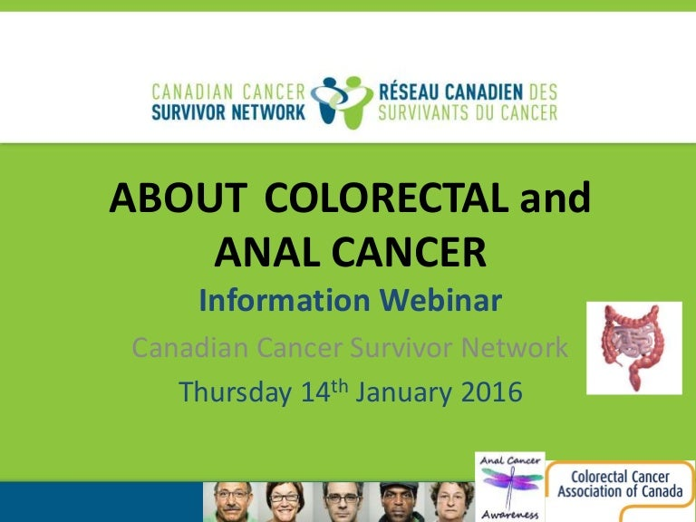 Colorectal Anal Cancer
