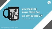 Who's Your Data?