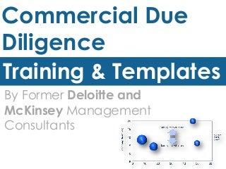 Commercial Due Diligence | LinkedIn