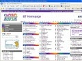 BT Homepage beta test site - November 2009