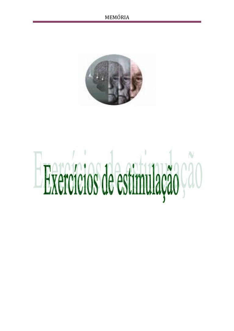 Top Exercícios de estimulação - Alzheimer HS57