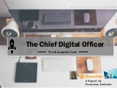 4As The Chief Digital Officer: Driving Digital Strategy and Innovation