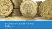 Đồng tiền chung trên ChợĐiệnTử.vn
