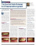cosmetic dentistry article by Dr. Borshch