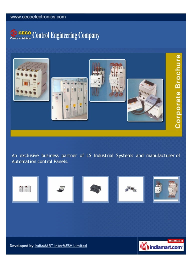 Control Engineering Company Kolkata, Control Panels