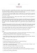 Ceeal vision mission english version   spanish version - draft