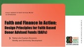 Community Equity Fund/  faith and finance