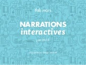 Narrations interactives : une introduction