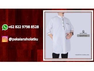 WA/SMS : +62 822 9798 8528 Baju Koko New Mutiara