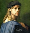 Celebrities in classic paintings ...