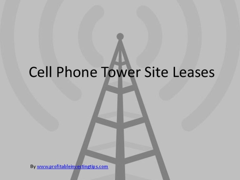 how to make own cell phone tower