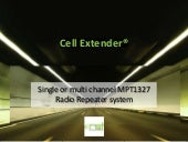 Cell Extender® by Radio Systems Technologies